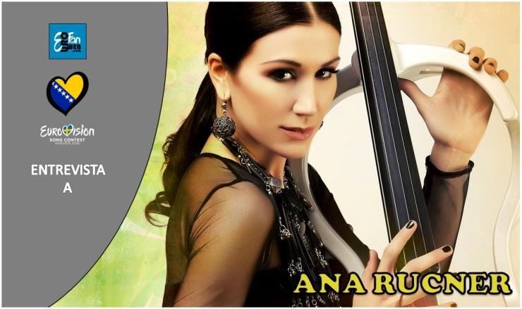 Ana Rucner Bosnia 2016 Entrevista