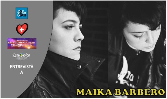 Maika Barbero Pre Suiza 2016 Entrevista