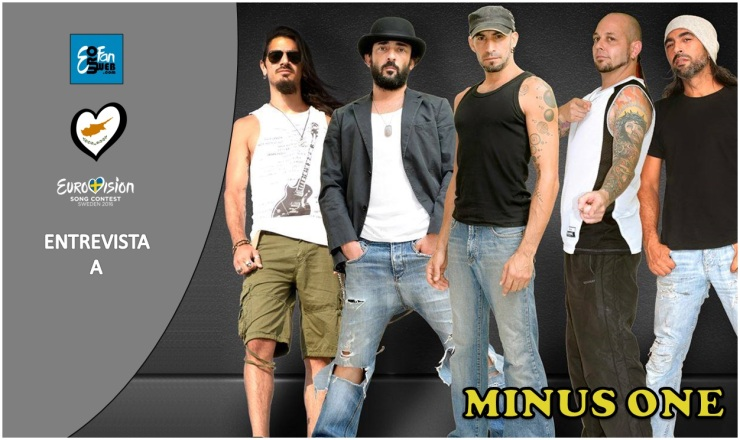 Minus One Chipre 2016 Entrevista