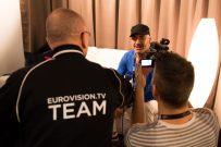 Serhat - San Marino 2016 - Backstage