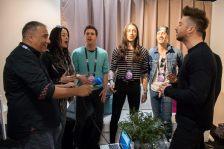 Sergey Lazarev - Russia 2016 - Backstage