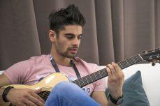 Freddie - Hungary 2016 - Backstage