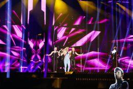 Sandhja - Finlandia 2016 - First Rehearsal