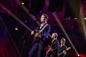 Douwe Bob - The Netherlands - First Rehearsal