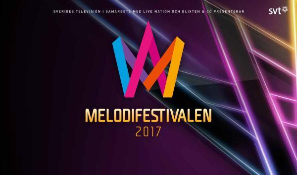 Logo oficial de Melodifestivalen 2017