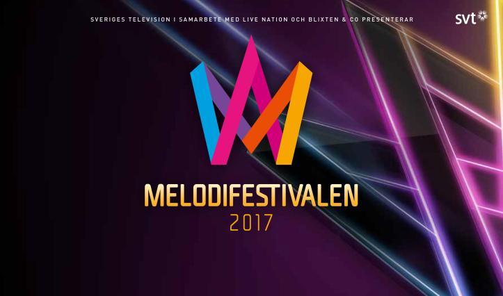 Suecia - Melodifestivalen 2017